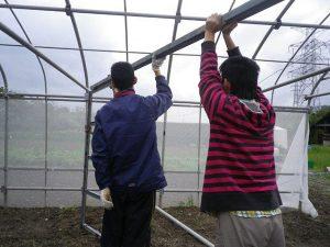 ゆめさき農園 農場風景【3月】_04